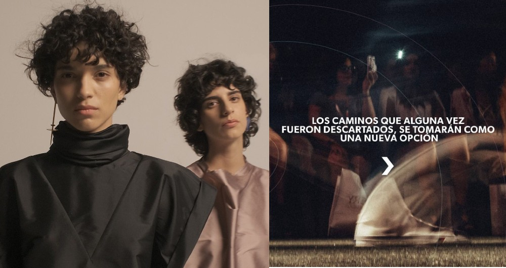 Semana de la moda de México 2020 en la Mercedes Benz Fashion Week y Colombia Be On